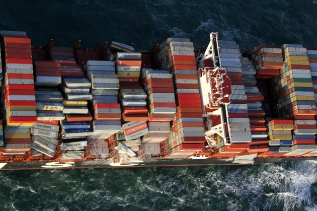 MSC to Fully Pay for North Sea Cleanup