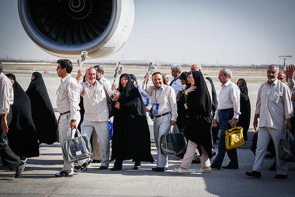 آغاز پروازهای حج از فرودگاه شهید هاشمینژاد مشهد