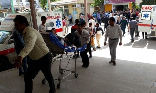 86 مصدوم در زلزله یاسوج