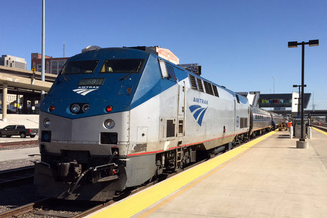 Amtrak and Lyft announce partnership