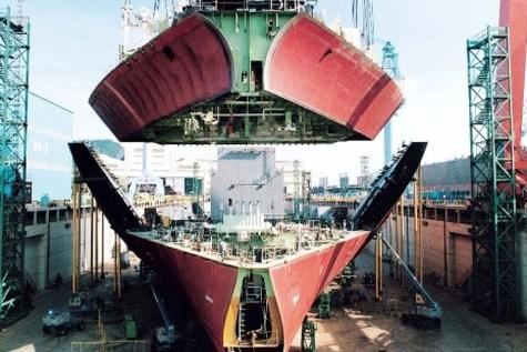 تلفات جانی در کشتی سازی سامسونگ افزایش یافت