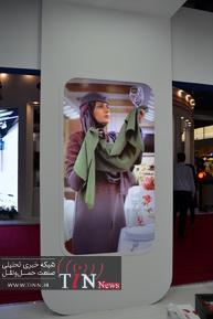 غرفه رجا در ششمین نمایشگاه ریلی