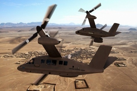 Piasecki touts winged compound helicopters for Future Vertical Lift