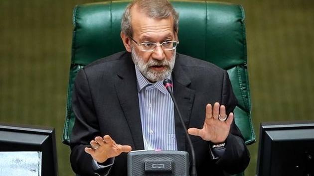 لاریجانی: مجلس در مورد سهمیهبندی بنزین تصمیمی نگرفته است