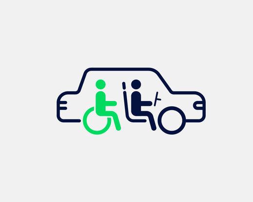 تفاهم نامه شهرداری تهران با اسنپ برای تخفیف 6000 تومانی به معلولان