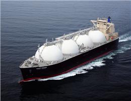طالع بینی بازار بانکرینگ LNG تا سال 2023