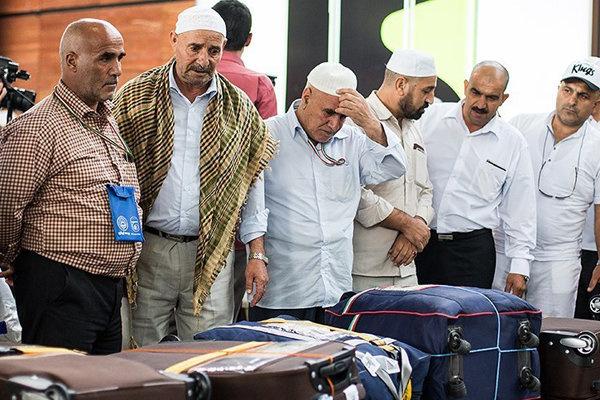 بازگشت حجاج در قالب 32 پرواز به فرودگاه اصفهان