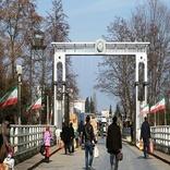 Number of tourists visiting Iran via Astara increases