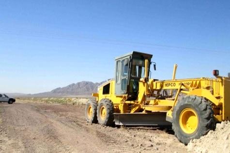 ساخت ۲۰۰ کیلومتر راه روستایی در خراسان جنوبی