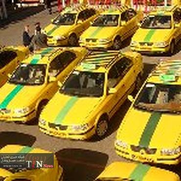 ورود سیستم حمل و نقل برقی تا پایان سال ۹۳ / یک چهارم تاکسیهای پایتخت فرسوده هستند