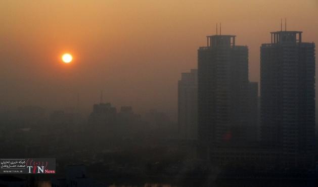۵.۵ میلیون نفر در جهان به علت آلودگی هوا به طور زودرس میمیرند