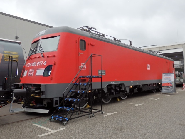 Green Cargo orders Transmontana locomotives