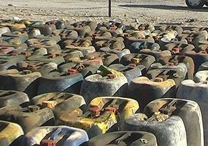 کشف ۳۳ هزار لیتر گازوئیل قاچاق در قشم