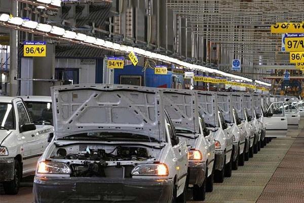 افزایش 40درصدی تولید خودرو در اردیبهشت