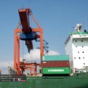 تجهیز بوشهر به دو دستگاه ترانستینر RTG جدید