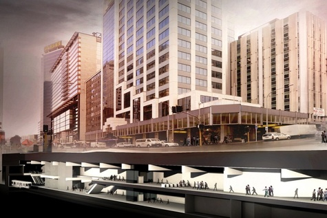 Auckland City Rail Link project company established