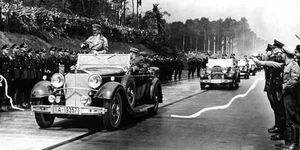 هیتلر، چگونه اولین اتوبان جهان را به نام خود زد؟