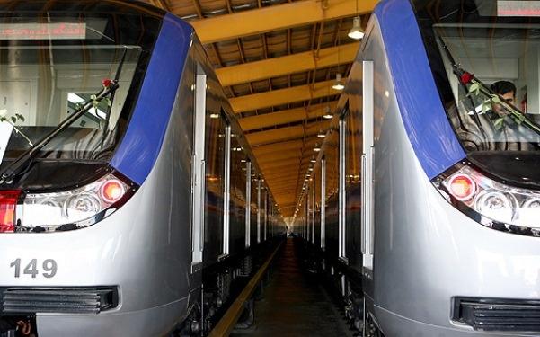 اعلام برنامه زمانبندی حرکت متروی اصفهان از قدس تا آزادی