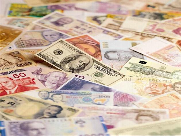 کاهش نرخ پوند و یورو