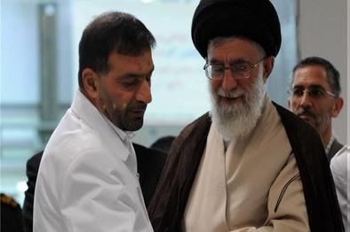 انتشار نامه مهم مردِ پشتپرده موشکیایران به رهبر انقلاب