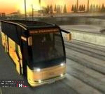اتوبوسها تست آزمون جادهای نمیشوند