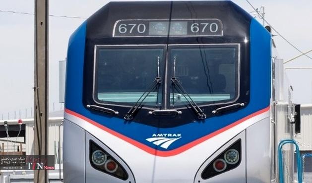 Siemens hands over final Amtrak Cities Sprinter