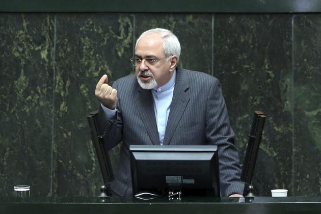 ظریف برای پاسخگویی به سوالات نمایندگان به مجلس میرود