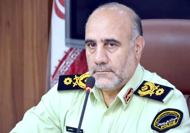 پلیس تهران: پیشنهاداتمان برای کاهش آلودگی هوا اجرا نشود یکطرفه تصمیم میگیریم