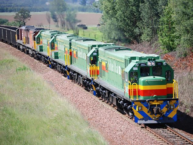 Traxtion Group targets African rail market