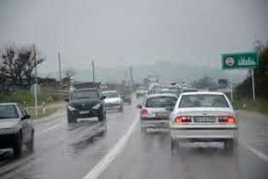 احتمال سقوط بهمن در جادههای کوهستانی مازندران