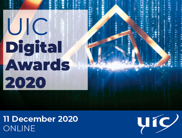 UIC is pleased to announce the winners and the second row startups of the 5th UIC Digital Awards 2020!
