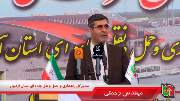 نظارت ویژه به عملکرد شرکت ها و ناوگان مسافربری استان اردبیل