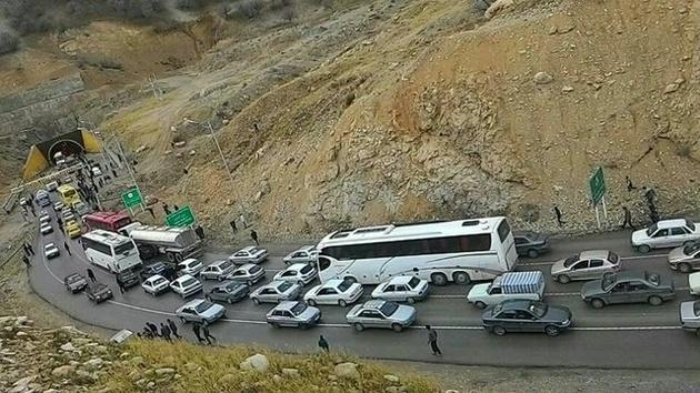 تکمیل مابقی مسیر ایلام _ مهران تا قبل از اربعین