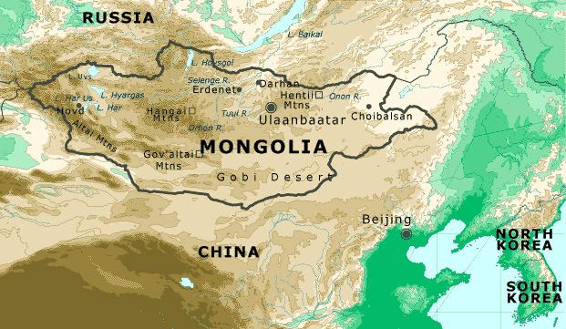 گسترش همکاریهای تجاری ایران و مغولستان