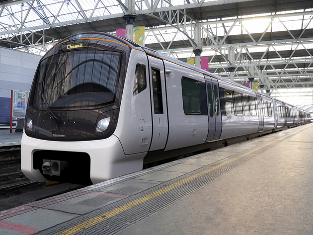 Bombardier to supply 750 EMU cars for South Western franchise
