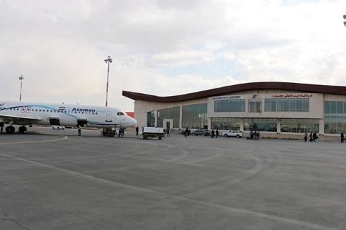 راه اندازی پرواز جدید در مسیر تهران- بجنورد