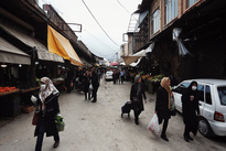 شرایط عجیب فاصلهگذاری اجتماعی در همدان