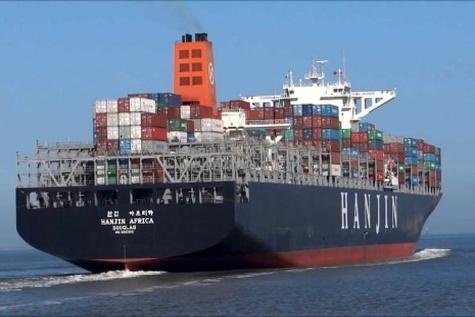 پایان همکاری کشتیرانی فرانسه با هانجین کره