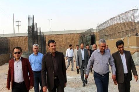 تمام پروژههای راهسازی محور شیراز – داراب فعال است