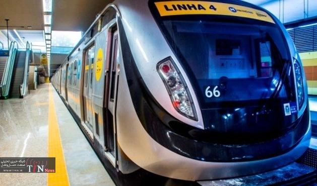 Rio de Janeiro metro Line ۴ opens to carry Olympic participants