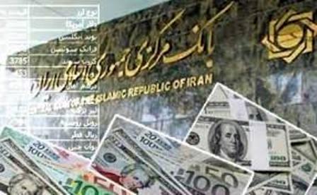 تداوم افزایش نرخ دلار بانکی؛ افت پوند و یورو