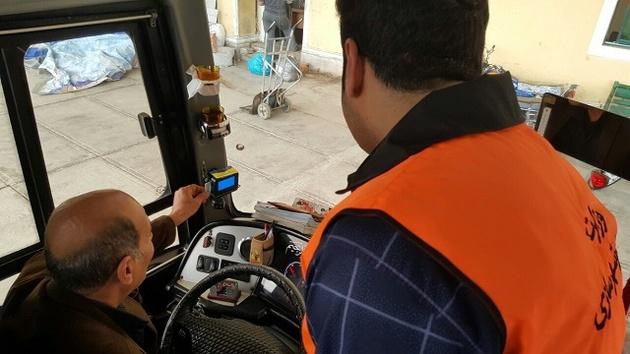 «جریمه نظارتی» بلای درآمدی برای رانندگان اتوبوس
