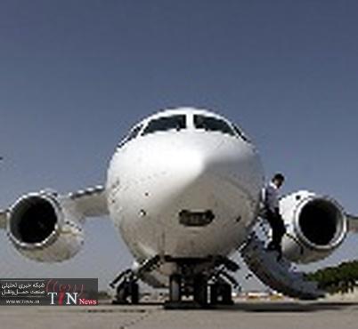 برقراری پروازهای شرکت هواپیمایی فلای دبی در فرودگاه اهواز