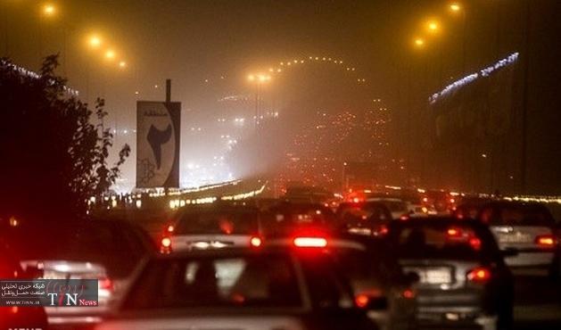 Powerful storm hits Tehran