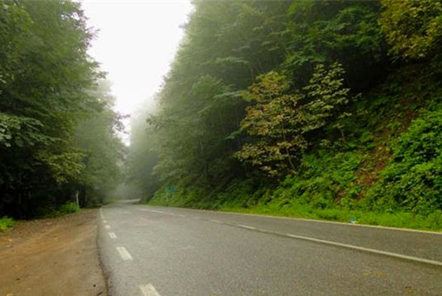 پرترددترین جادههای کشور 4 مهر 96