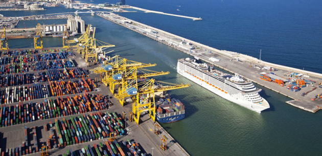 APM Terminals Barcelona accomplishes record 150 berth moves per hour