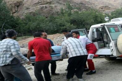 واژگونی وانت در نیشابور یک کشته و ۲۵ مصدوم بر جای گذاشت
