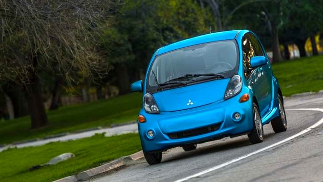 The Mitsubishi i-MiEV Is Discontinued In America