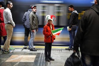 استفاده ۷۰هزار نفر از تماشاگران مسابقه فینال لیگ قهرمانان آسیا از مترو