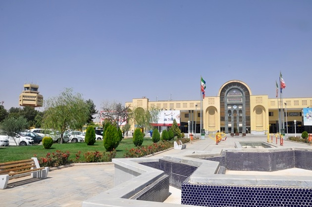 پایانه بار هوایی اصفهان آماده بهرهبرداری است